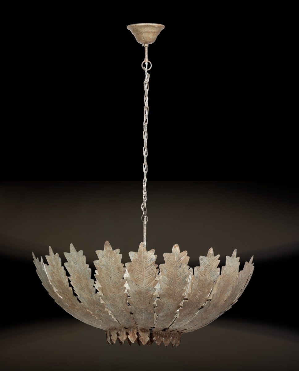 Leuchte Laurel Pendant Small Burnished Champagne