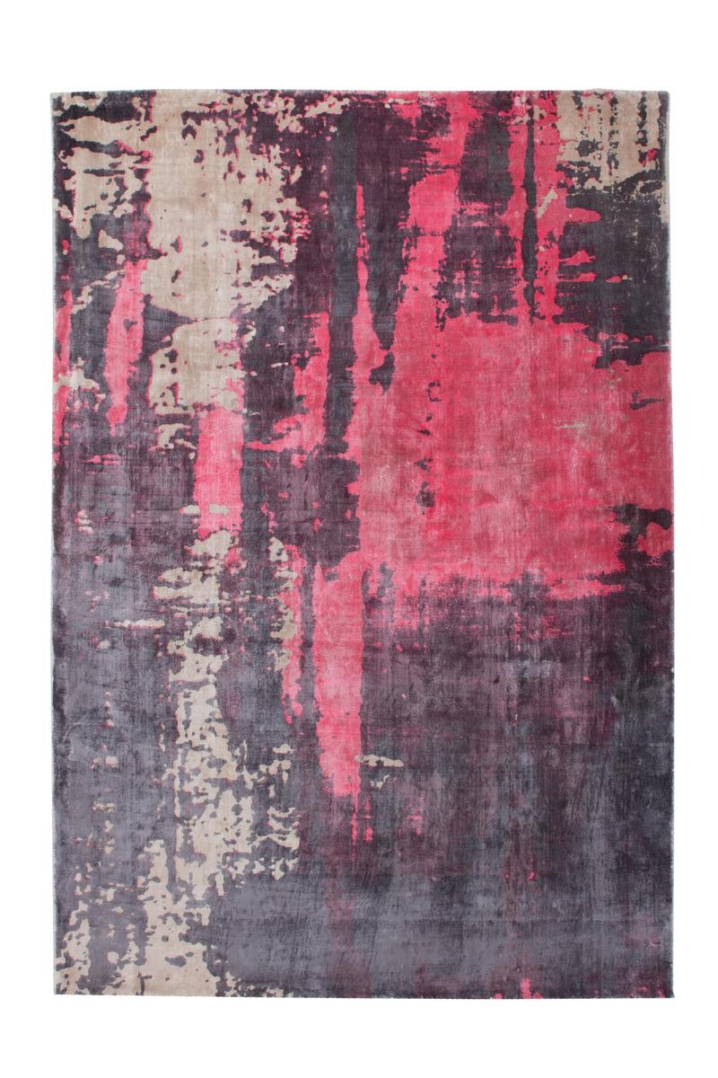 Détails sur Arte Espina Tapis Moderne Loft Salon Dégradé de Couleur Vintage  Mauve Rose Beige