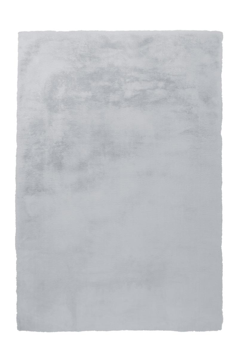 Shaggy Teppich Hochflor Weich Gemütlich Cosy Uni Beige Creme 120x170cm