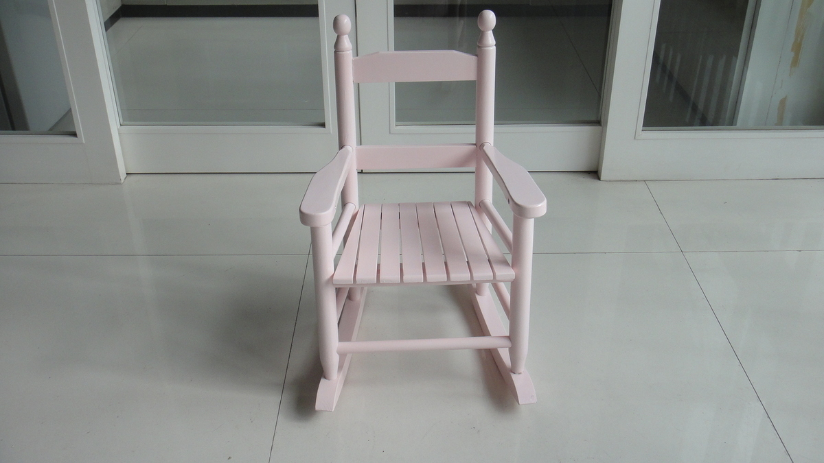 Hocker Southern Style Kids Pastel Pink