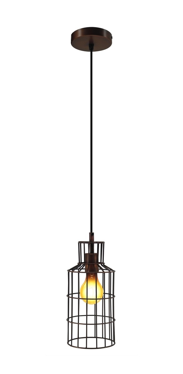 Leuchte Flamma Pendant Copper