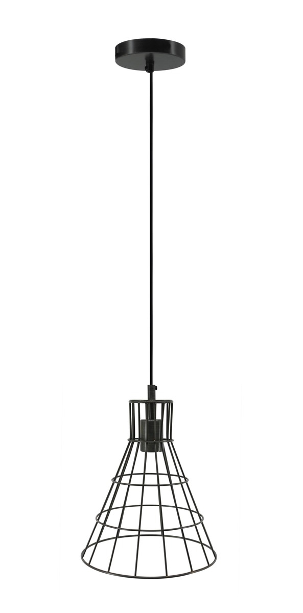 Leuchte Torch Pendant Black